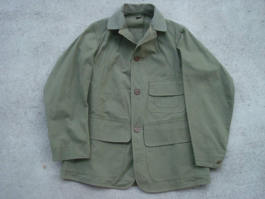 ハンティングジャケット2