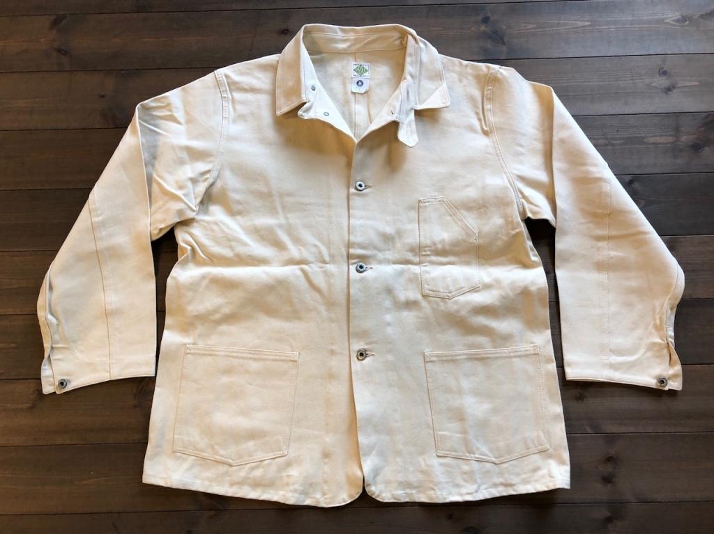 #1101 Railroader's  Jacket