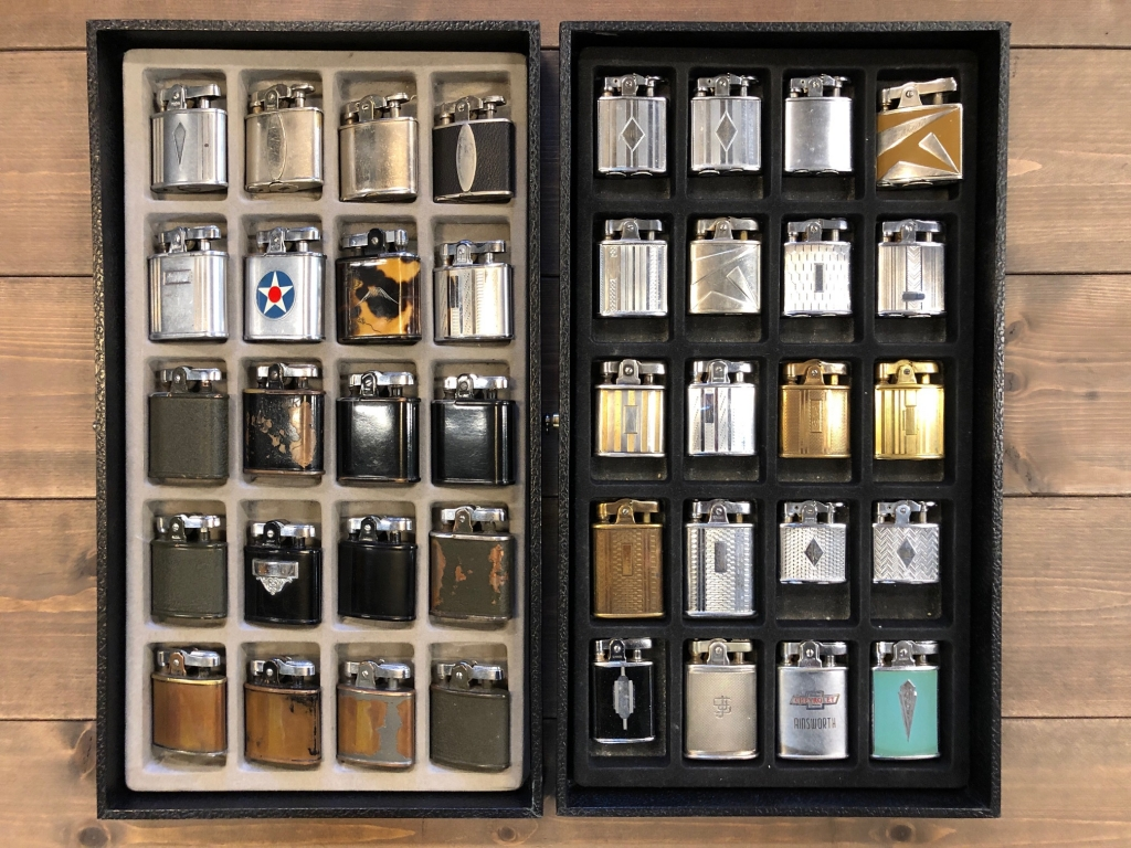 vintage  RONSON  lighters