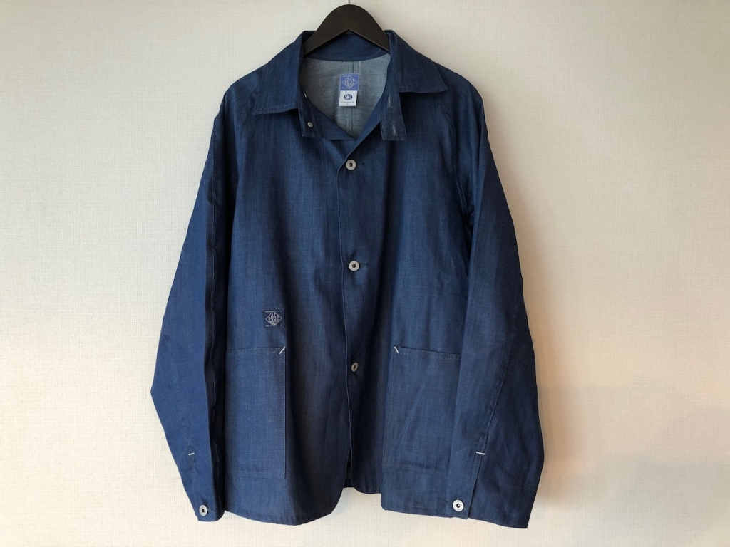 5 oz. denim  〜  Light denim