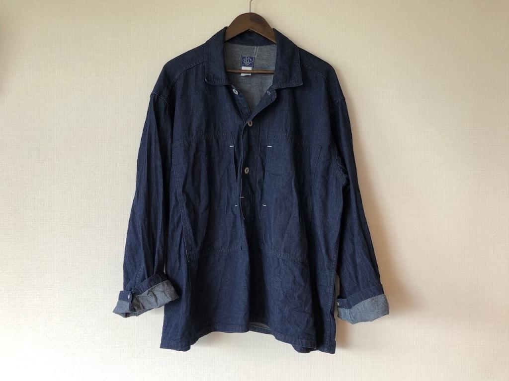 オリジナル・アーミーシャツ 〜 七分