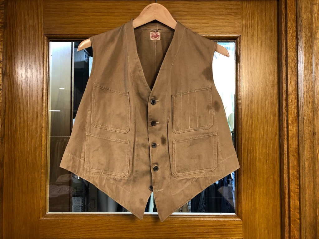 Vintage FILSON Cruiser Vest
