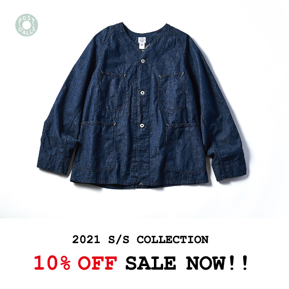 2021 S/S COLLECTION 10% OFF SALE